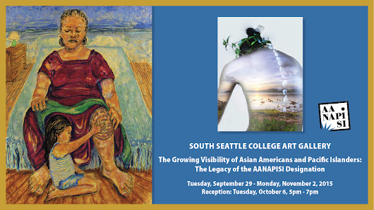 The Growing Visibility of Asian Americans and Pacific Islanders at South Seattle Community College Gallery