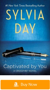 Crossfire series: Captivated by you