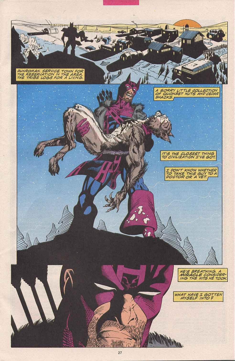 Hawkeye (1994) Issue #1 #1 - English 21