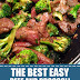 The Best Easy Beef and Broccoli Stir Fry