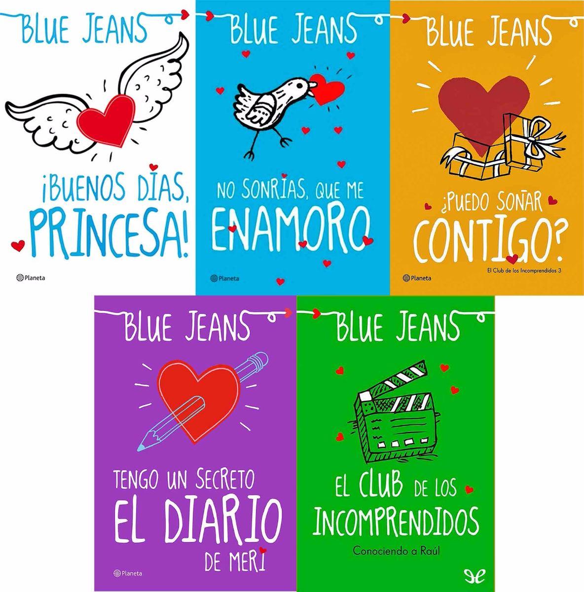 Melodía Literaria Reseña El Club De Los Incomprendidos De Blue Jeans