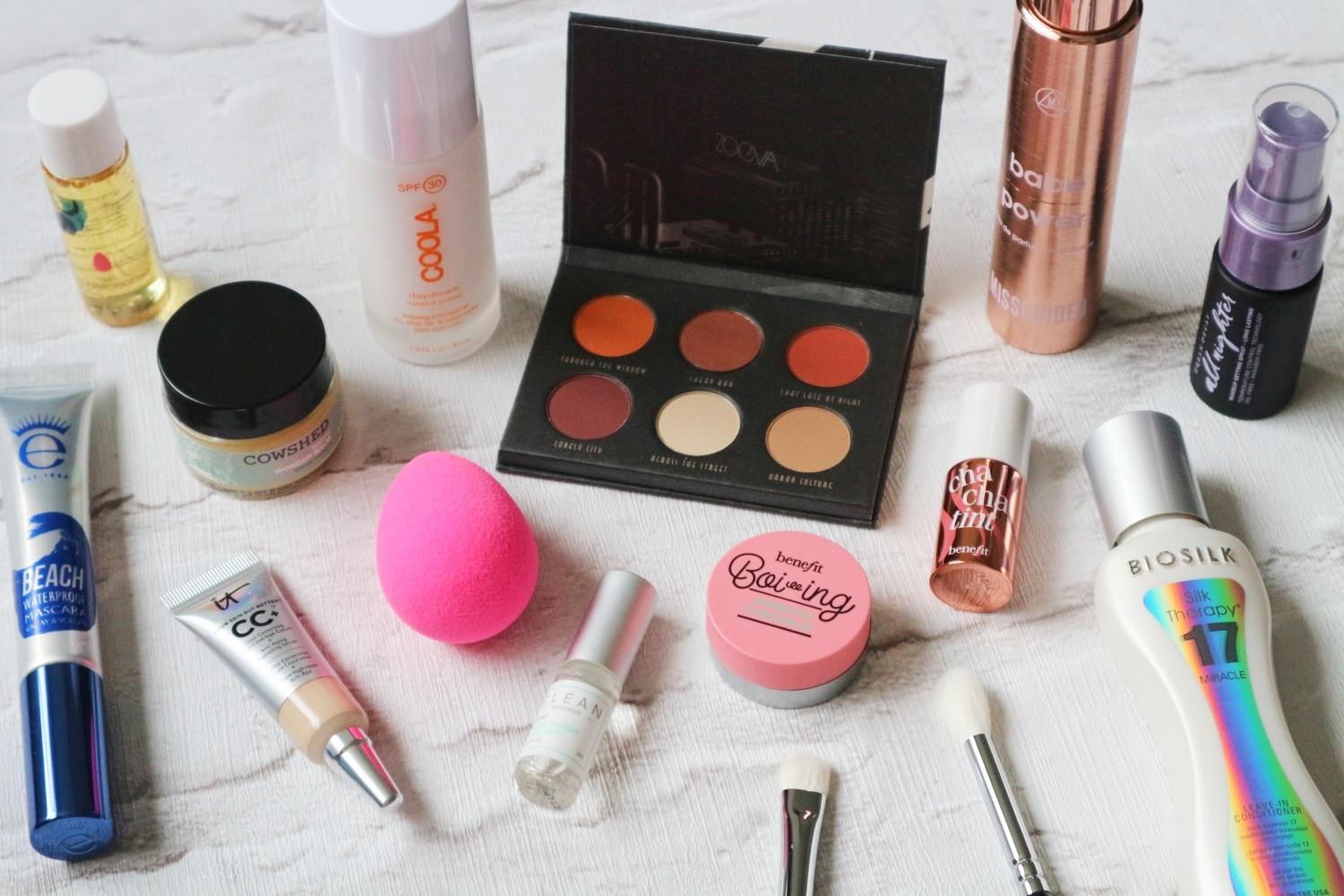 travel beauty products uk