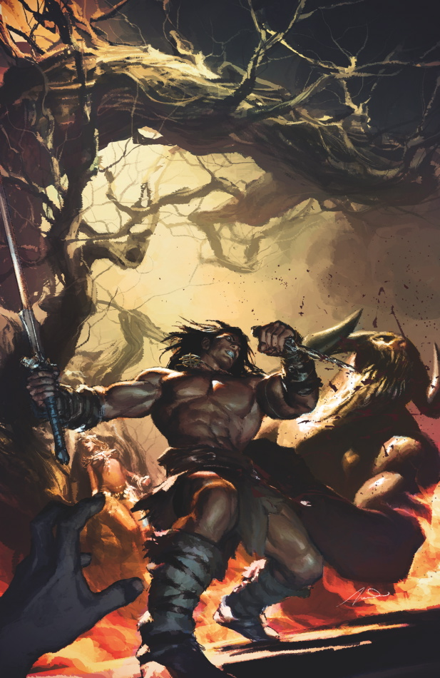 CONAN] GM's Closet for the Conan RPG - Page 2