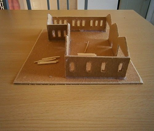 Making Stalingrad Ruined Factory One Pictures 7