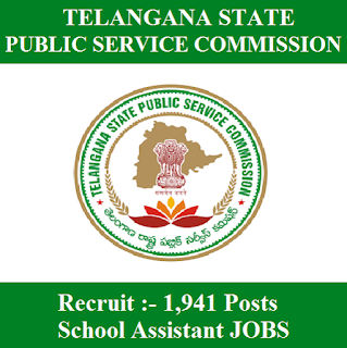 TSPSC Admit Card Download