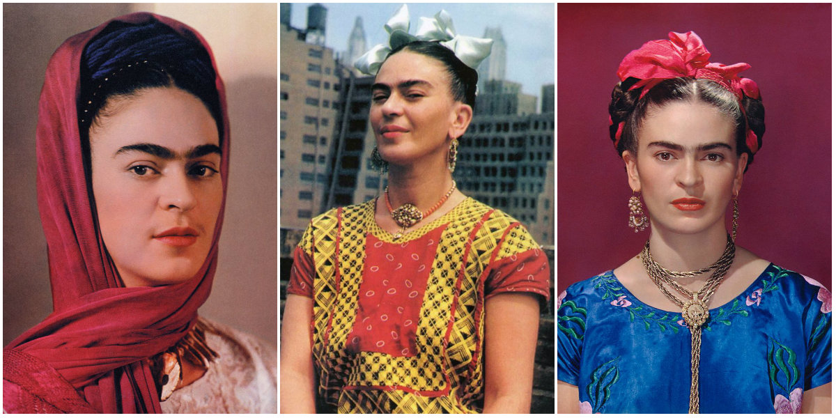 16 Gorgeous Color Photographs of Frida Kahlo Taken by Nickolas Muray