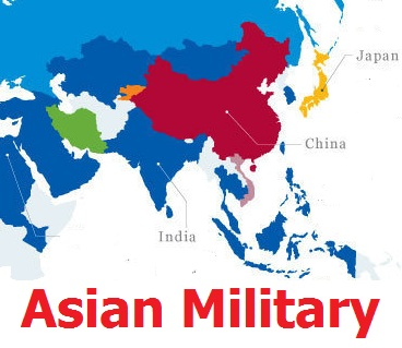 Top Most Powerful Countries In Asia By Military Power - Most powerful countries