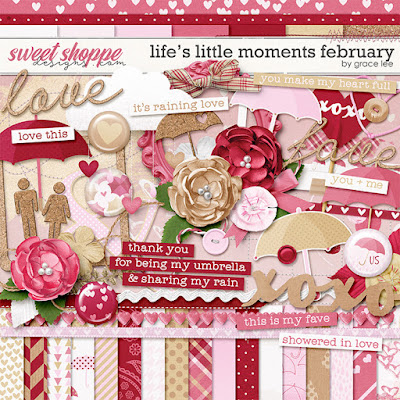 Life's Little Moments - February