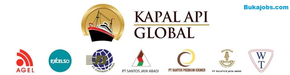Lowongan Kerja PT Kapal Api Global Indonesia 2019