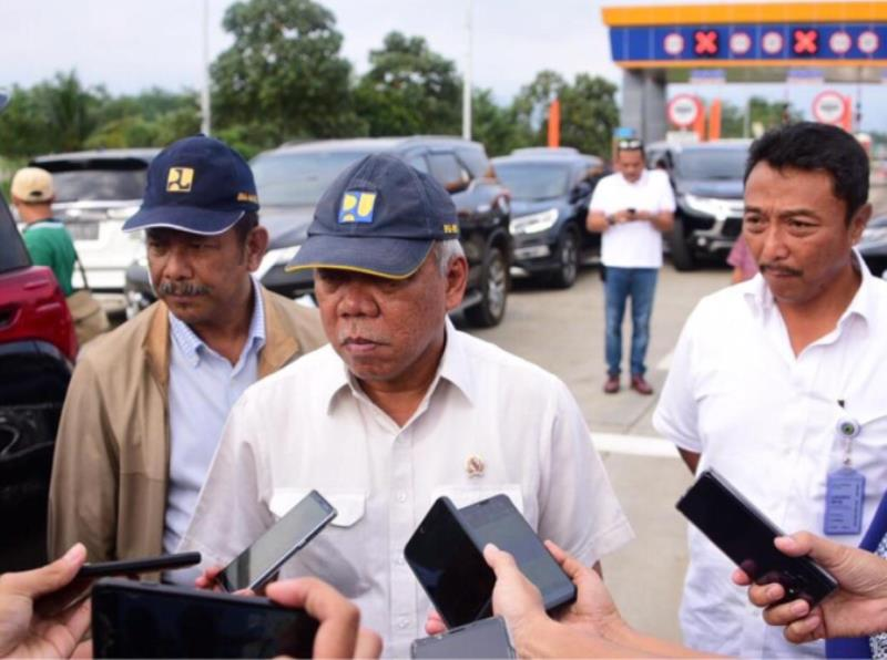 Menteri Basuki : Tol Pandaan-Malang Sangat Ditunggu Masyarakat