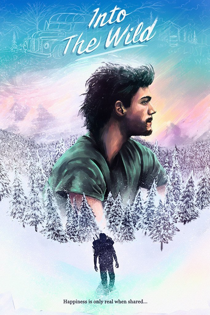 Into the Wild (2007) Dual Audio Hindi 650MB BluRay 720p HEVC x265 ESubs