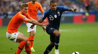 مشاهدة مباراة هولندا وفرنسا بث مباشر بتاريخ 16-11-2018 دوري الأمم الأوروبية