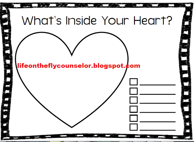 Life on the Fly.... A School Counselor Blog: What's Inside