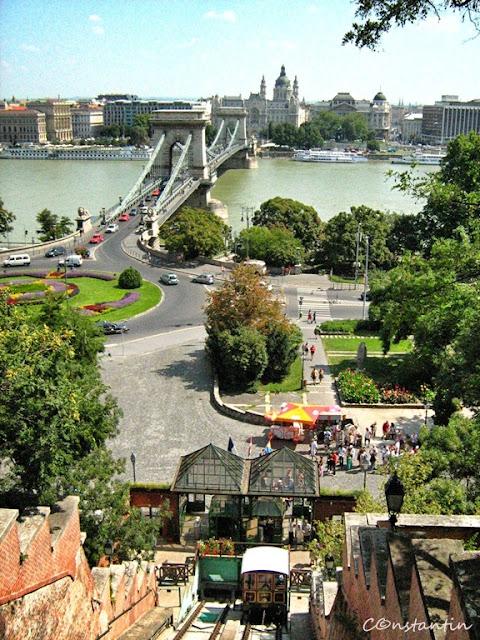 Budapesta - Podul Margareta (peste Dunăre)-blog FOTO-IDEEA