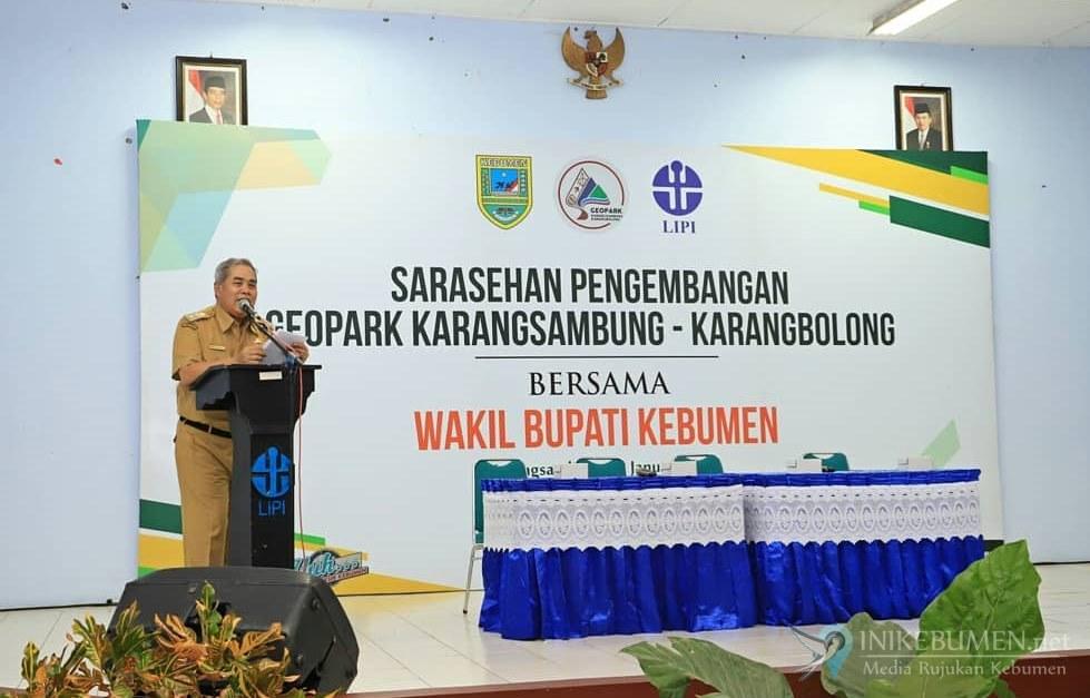 Gus Yazid Ajak Wartawan Sosialisasikan Geopark Karansambung-Karangbolong