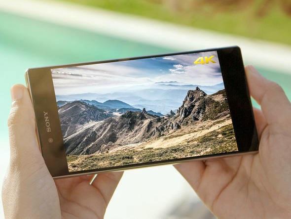 Xperia Z5 Premium é smartphone com tela 4K da Sony