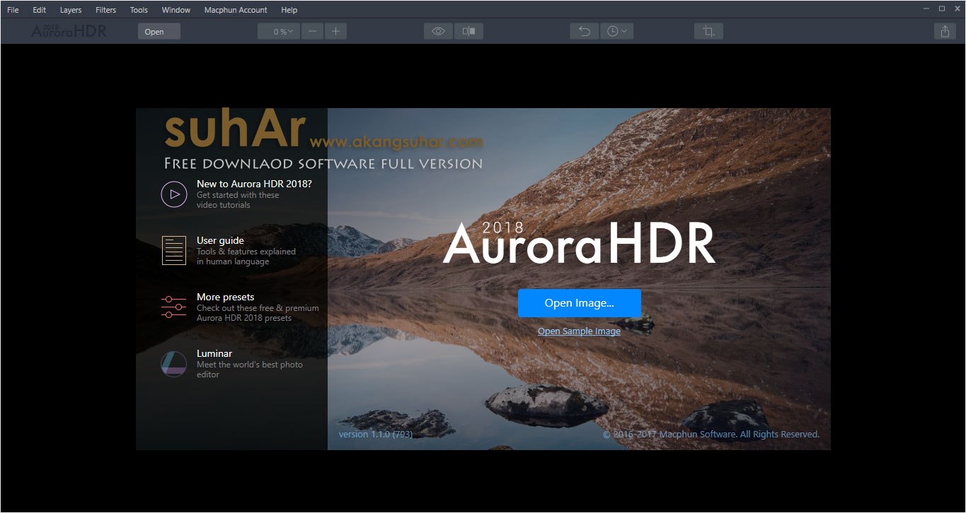 Free Download Aurora HDR 2018 Full Version, Aurora HDR 2018 Registration Code,Aurora HDR 2018 Serial Number