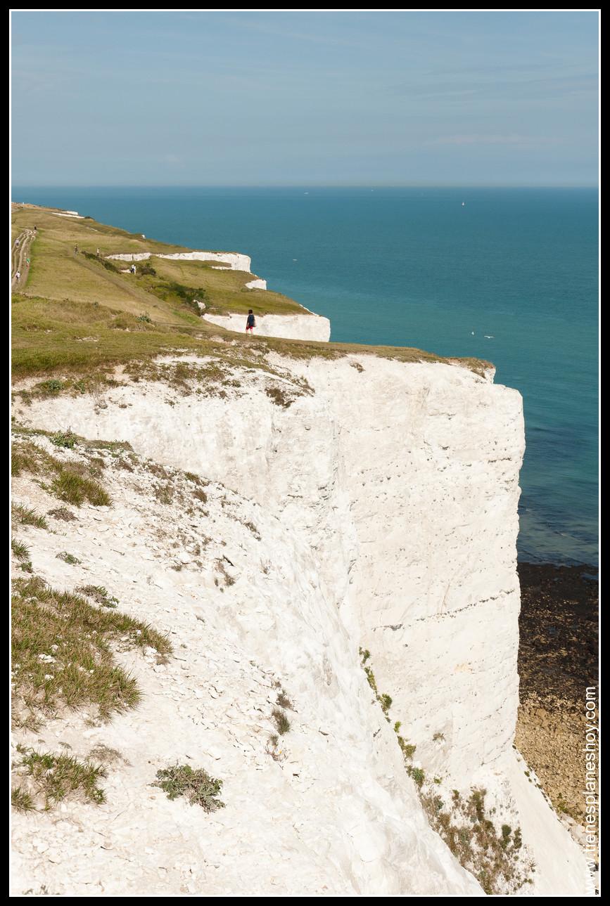 Acantilados de Dover (White Cliffs) Inglaterra