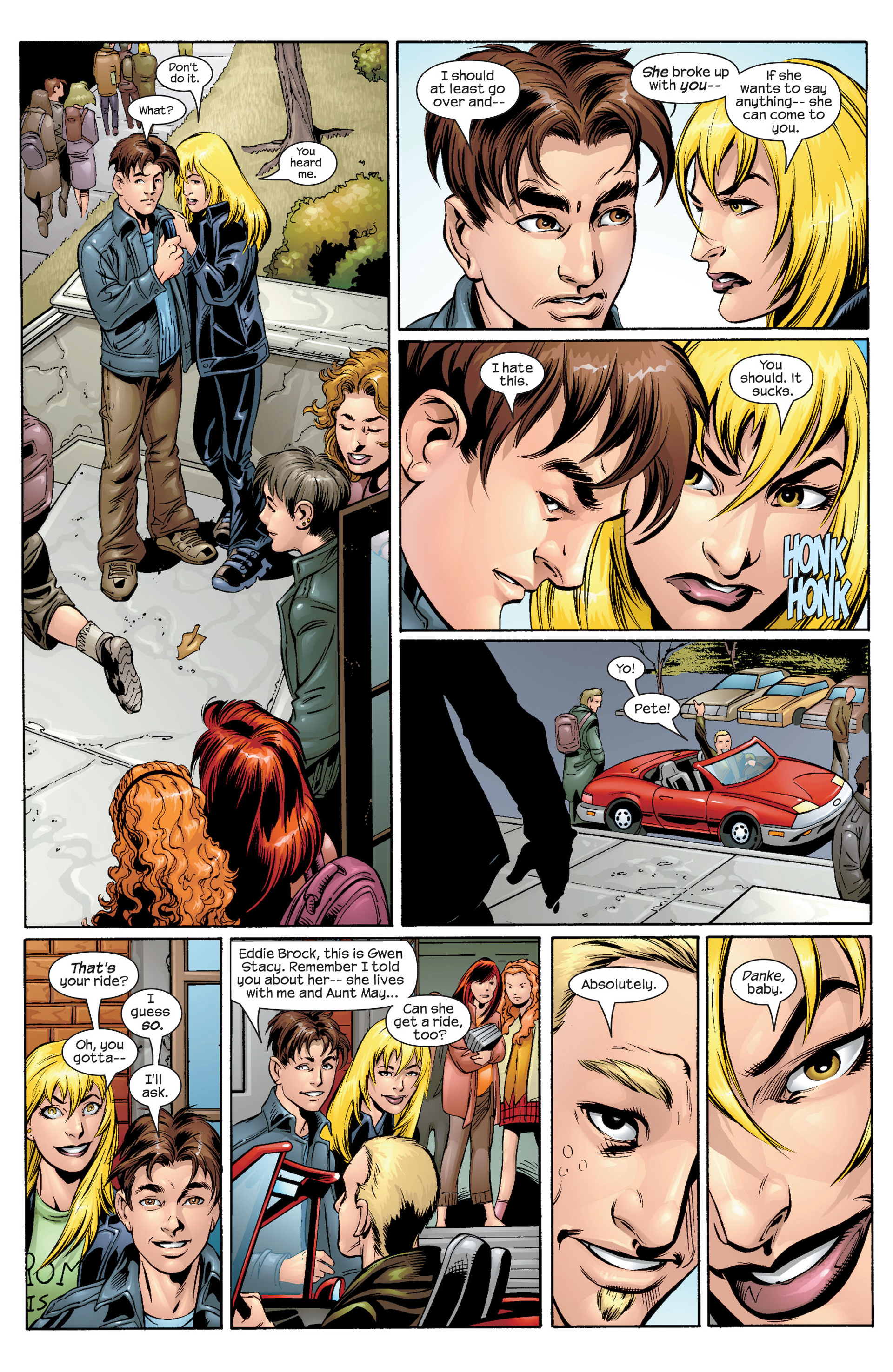 Read online Ultimate Spider-Man (2000) comic -  Issue #34 - 10