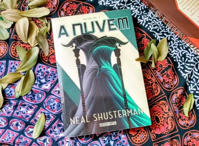 A Nuvem | Neal Shusterman