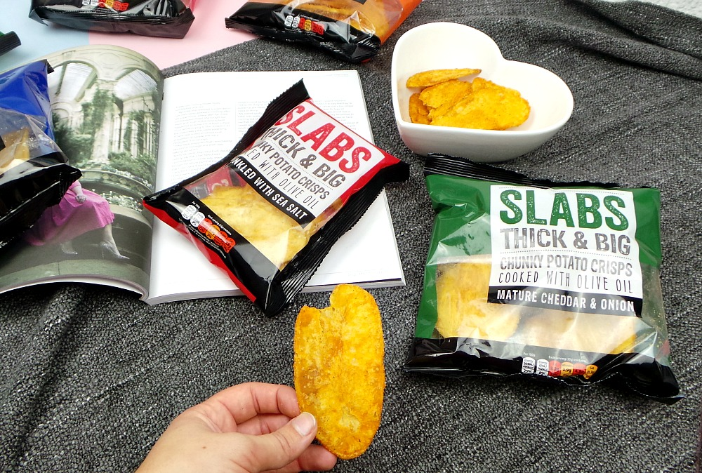 Slabs Thick & Big Crisps