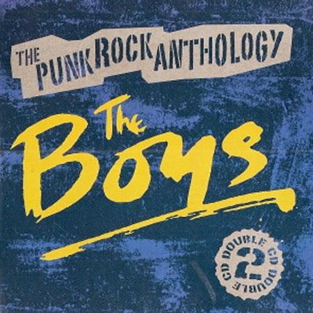 The Boys - The Punk Rock Anthology (2008) | SkaCore Zeuqirne