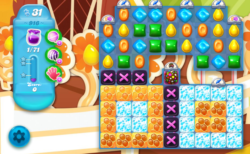 Candy Crush Soda Saga 916
