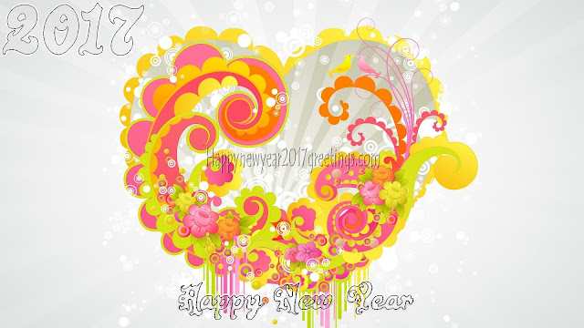 New Year Romantic Love Wallpapers 2017 Download