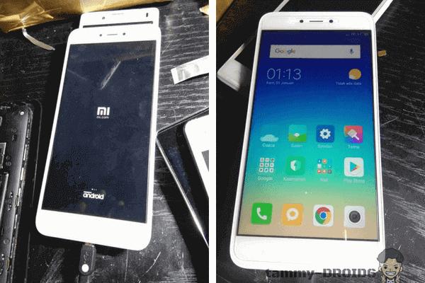 Mengatasi Stuck Recovery Xiaomi Redmi Note 5A Setelah Flashing