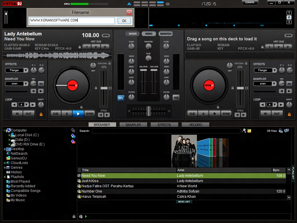 virtual dj pro 7.0.5 free download Archives