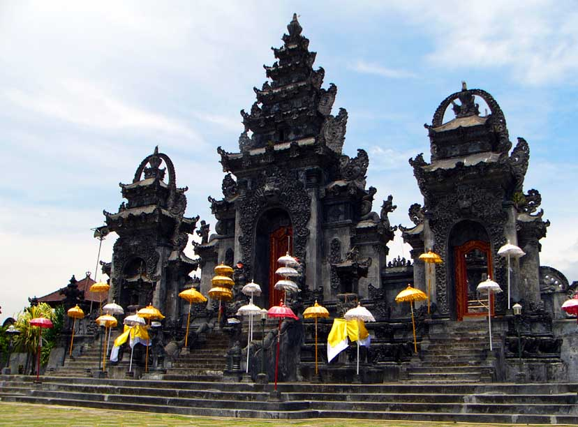 Indonesia's primary tourist destination doesn't subscribe to the mainstream religion of the nation, with nearly 90 percent of Bali residents identifying as Hindu.