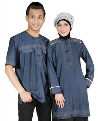 Model Baju Muslim Rabbani Couple Modern Terbaru