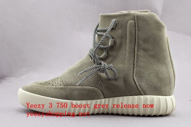 save off 44e26 4264c ... 950 grey yeezy boost 750 womens Grey ...