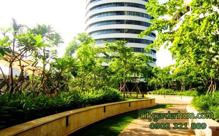 Bán căn hộ City Garden Ngô Tất Tố loại đặc biệt 3PN