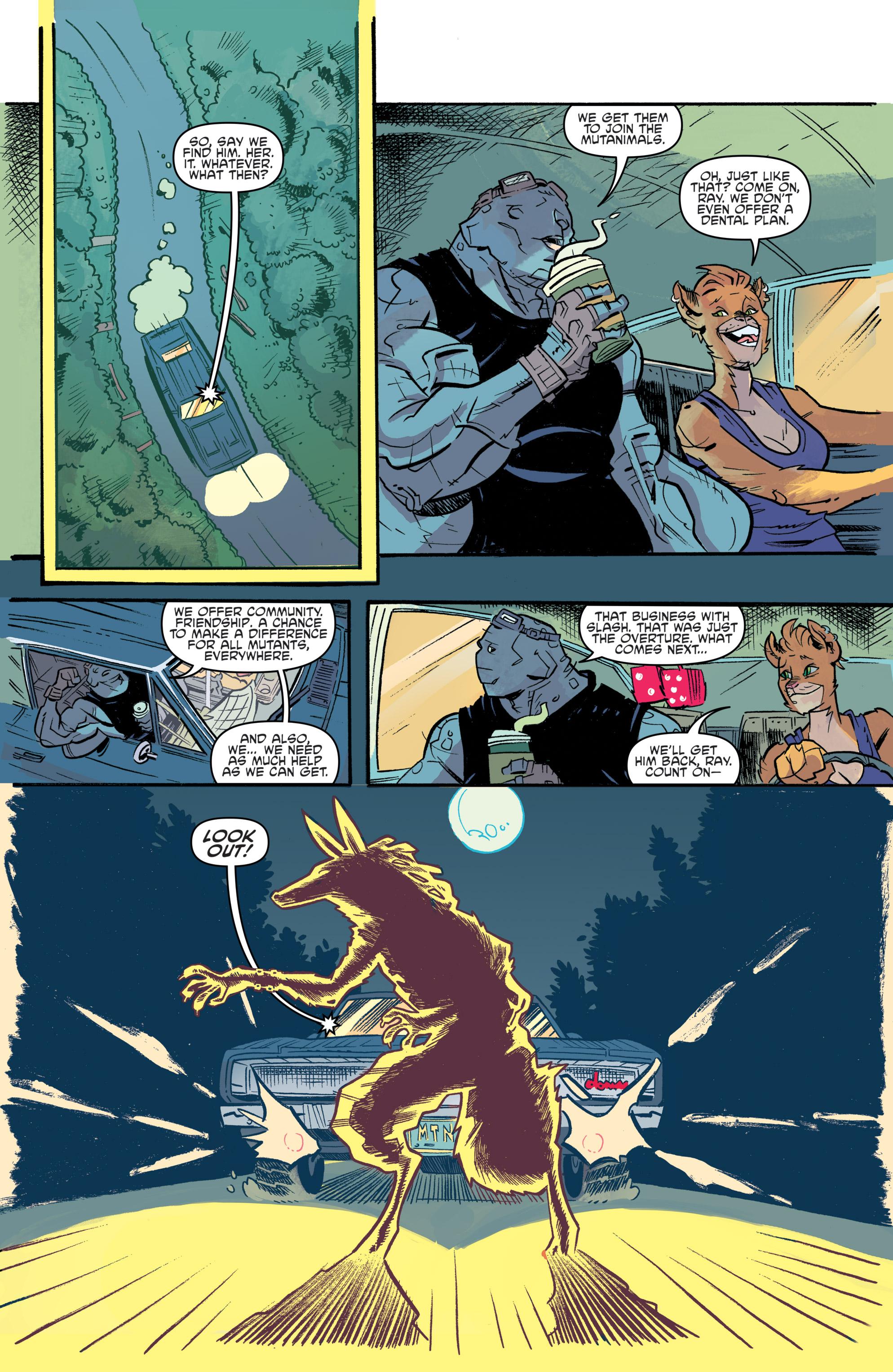 Read online Teenage Mutant Ninja Turtles Universe comic -  Issue #11 - 6