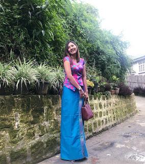 Beautiful Girls from Mizoram