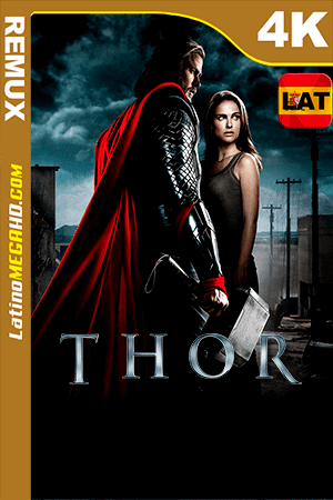 Thor (2011) Latino HDR Ultra HD BDRemux 2160P ()