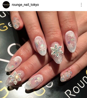 Kawaii gyaru nail inspiration