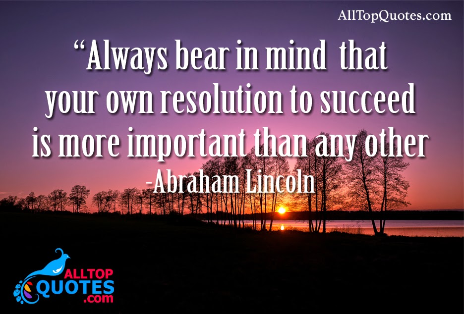 work-and-success-thoughts-in-english-abraham-lincoln