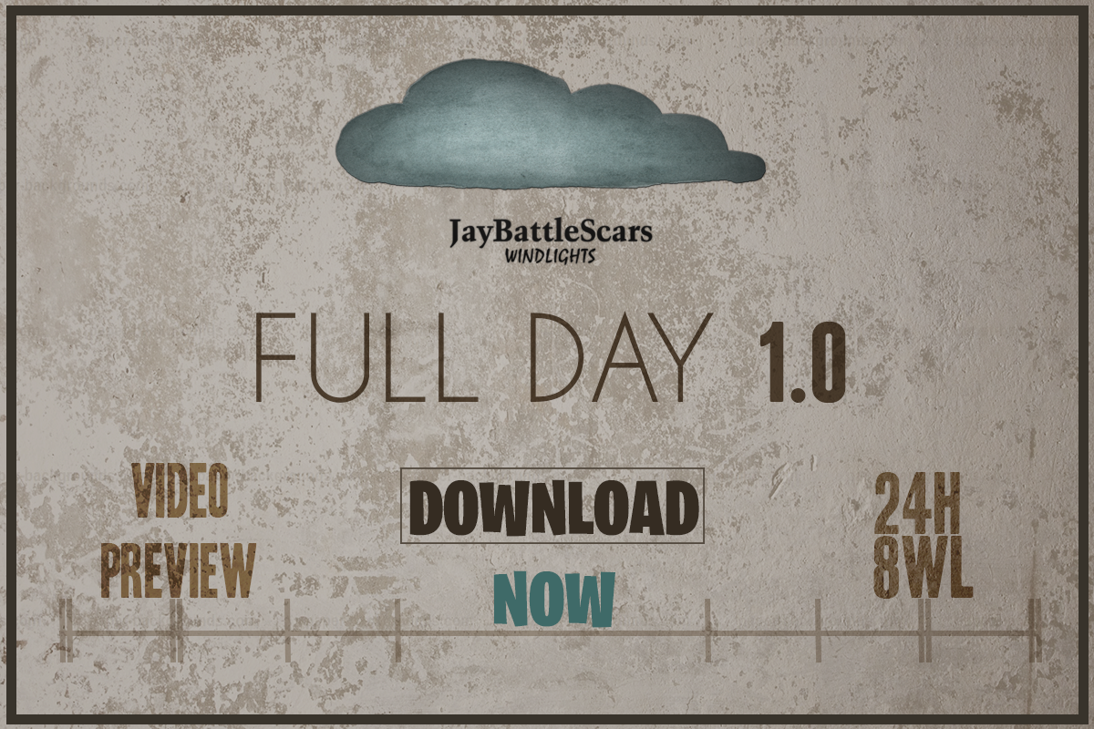 fULL DAY - JAY BATTLESCARS 1.0