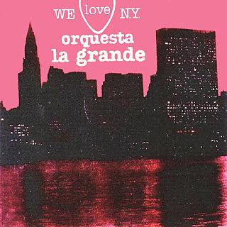 WE LOVE NY - ORQUESTA LA GRANDE (1978)