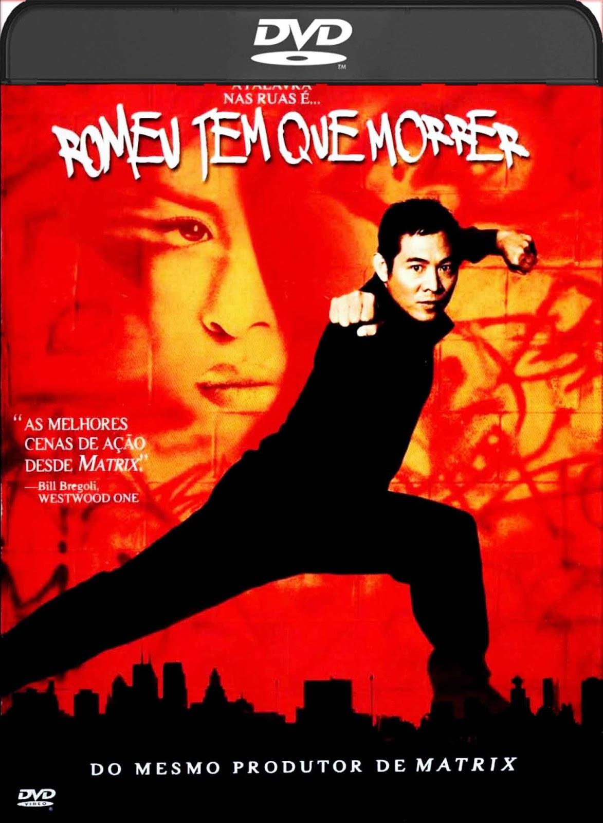 Romeu Tem que Morrer (2000) DVD-R Oficial