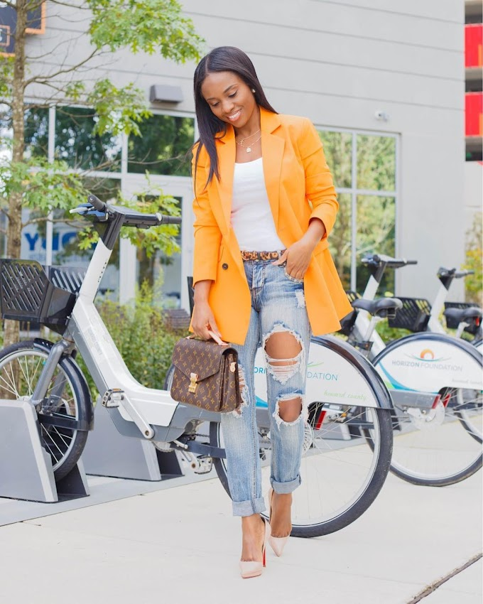 The Style Hive Muse: Choose Your Weekend Look - Featuring @Prissysavvy