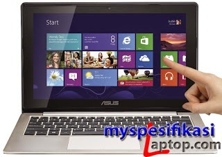 Laptop Asus Vivobook Touch S200E