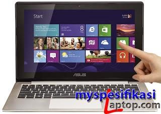 Asus%2BVivoBook%2BX202E Harga dan Spesifikasi Laptop Asus Vivobook Touch S200E