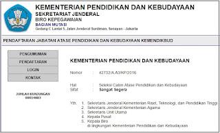 Kemendikbud  Buka Pendaftaran Jabatan Atase Pendidikan dan Kebudayaan