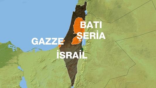 Batı Şeria Nerede? Hakkında Bilgi