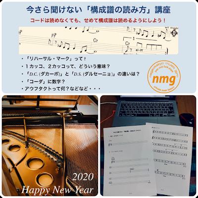 楽曲の構成(構成譜)の読み方講座、ミュージシャンを目指すなら絶対習得すべし!
