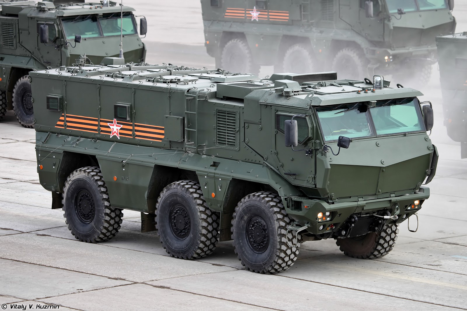 SNAFU!: Russia developing the BTR-87? Do they have too ...