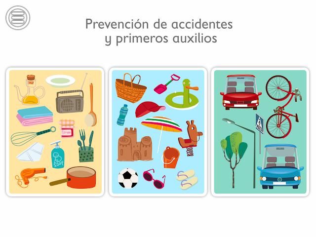App para enseñar primeros auxilios de la Cruz Roja Española